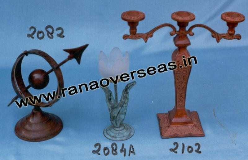 Metal Candle Stands 2082 , 2084A , 2102