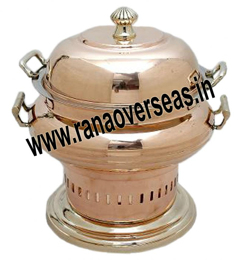 Chafing Dish in Brass Item No.57
