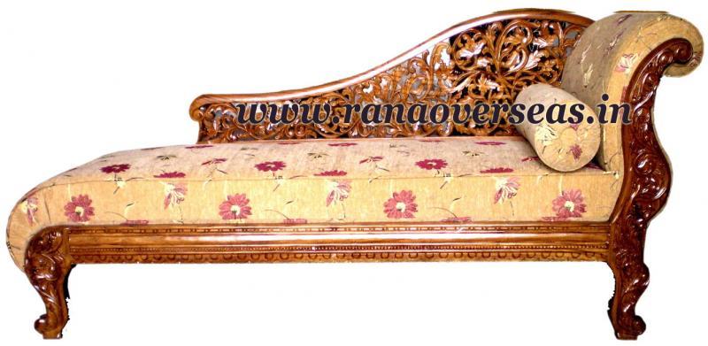 Rana overseas inc wooden diwan set for Diwan designs furniture