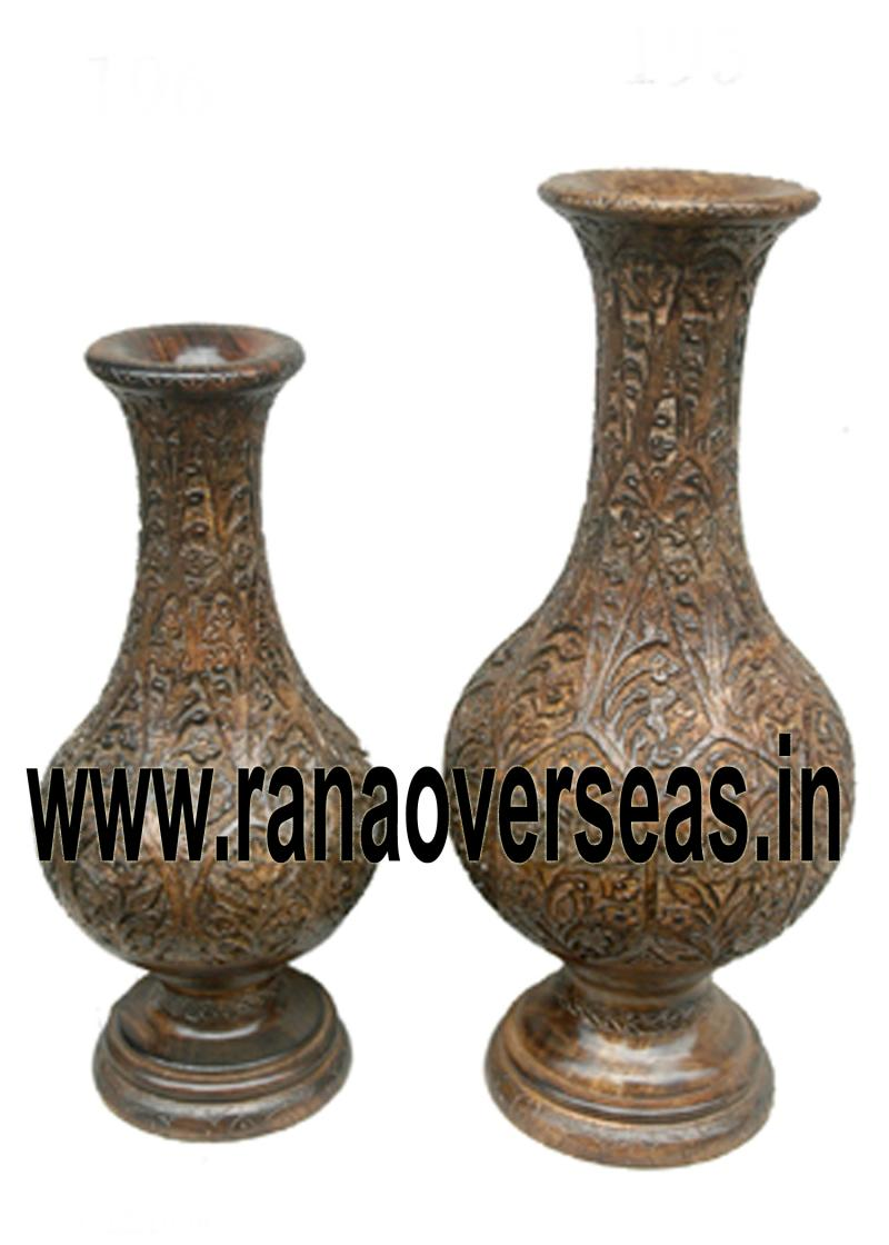 Rana Overseas Inc Wooden Flower Vases : woodenflowervase1432603721std from www.ranaoverseas.in size 800 x 1120 jpeg 76kB
