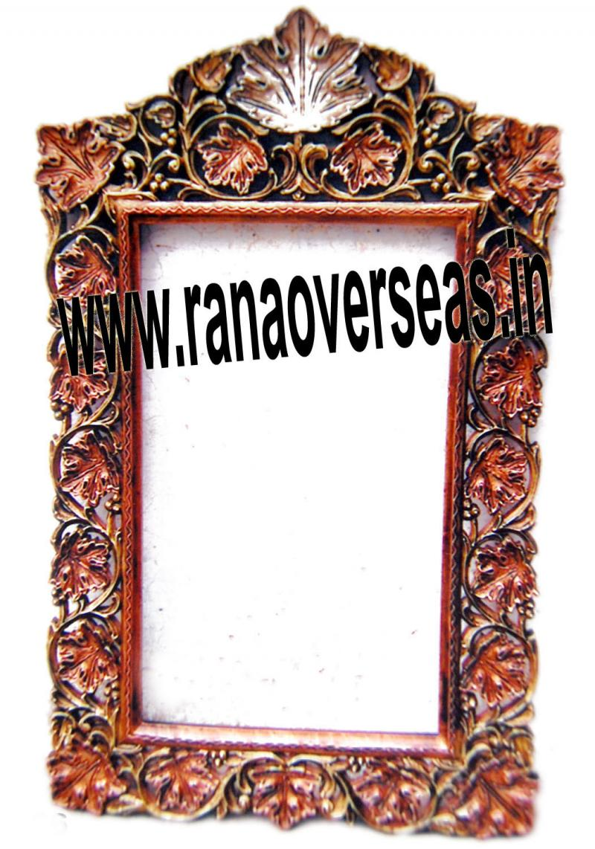 Rana Overseas Inc - Wooden Mirror Frames